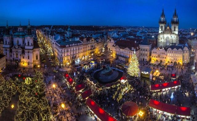 Image result for prague christmas market