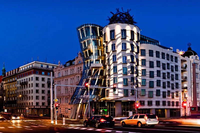 Prague Dancing House Building 7 Things To Know In 2019
