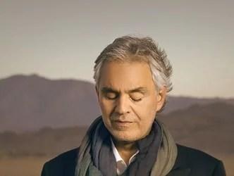 Andrea Bocelli live in Prague