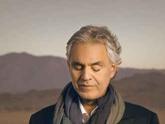 Andrea Bocelli live in Prague