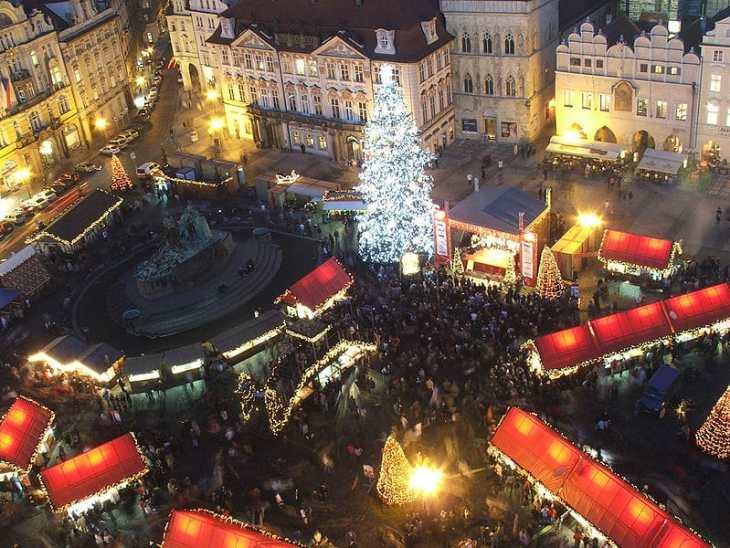 Juelmarked Praha