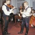 Folklore in Prague