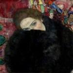 Gustav Klimt in the Modern Art Museum