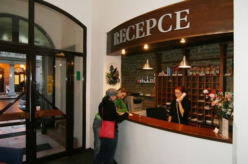 Hotel Florenc Prague