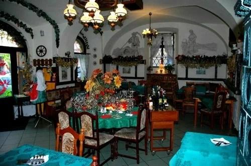 Staromacek Restaurant