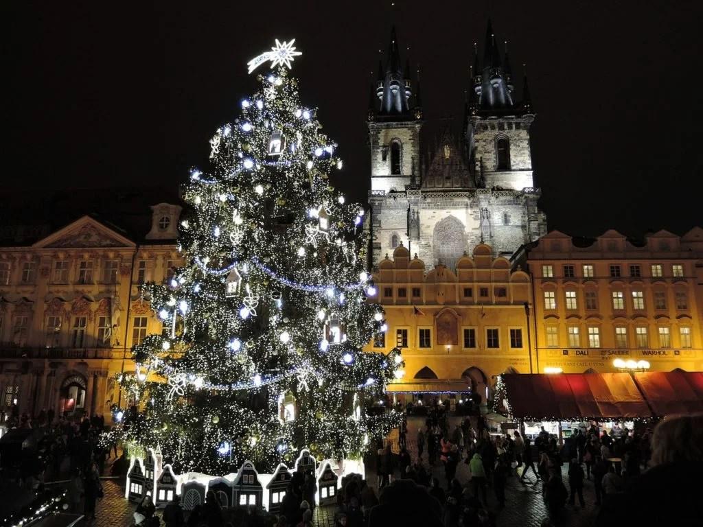 Mikor lesznek a Karácsonyi vásárok Prágában 2019-ben?