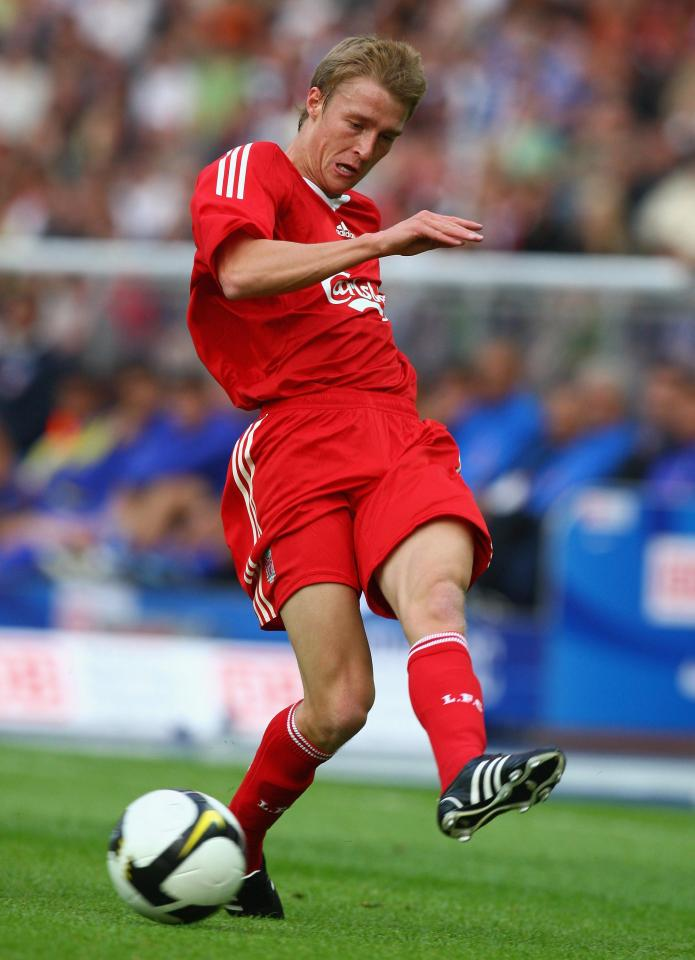 Former Liverpool Player Stephen Darby Retires Due To Motor Neuron Disease