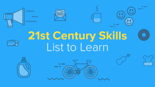 21st century skills list to learn