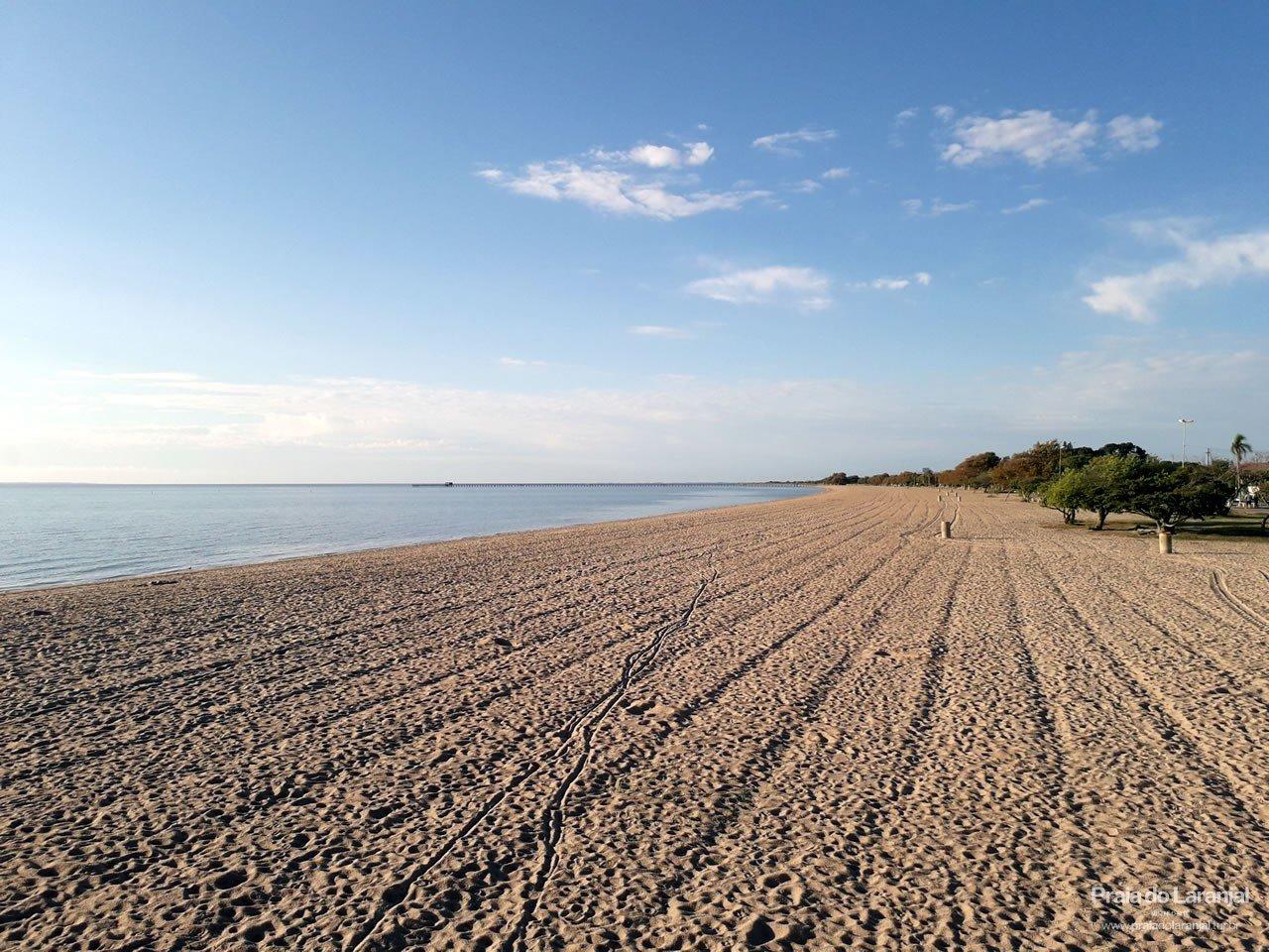 Praia do Laranjal - Pelotas