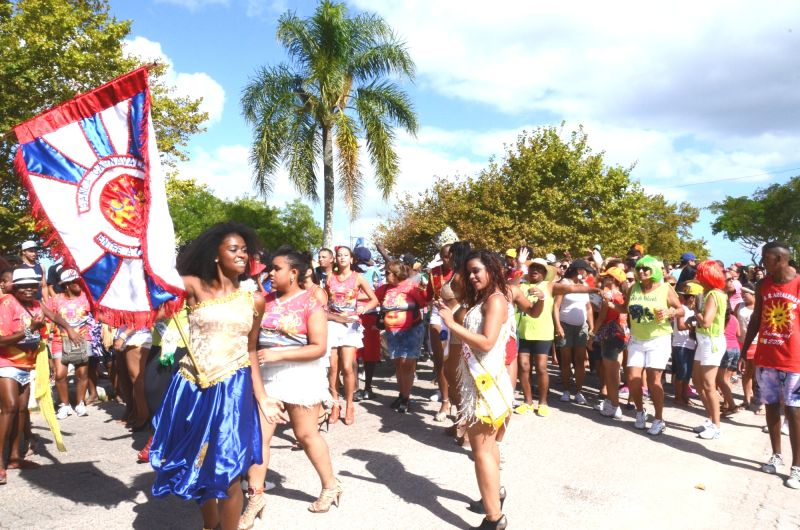 Carnaval Praia do Laranjal