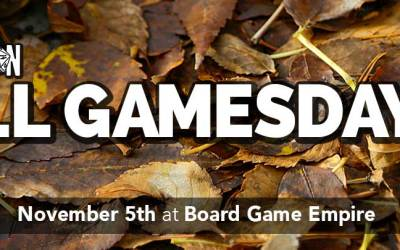 Fall Gamesday