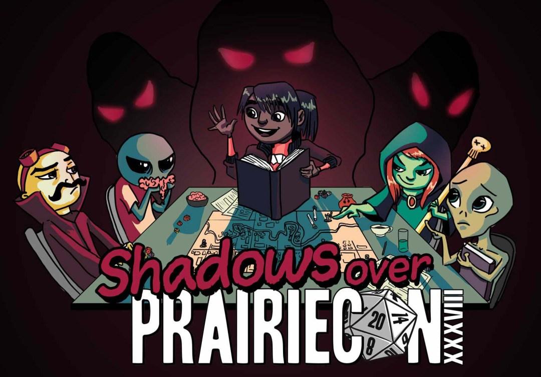 Shadows over PrairieCon - 38