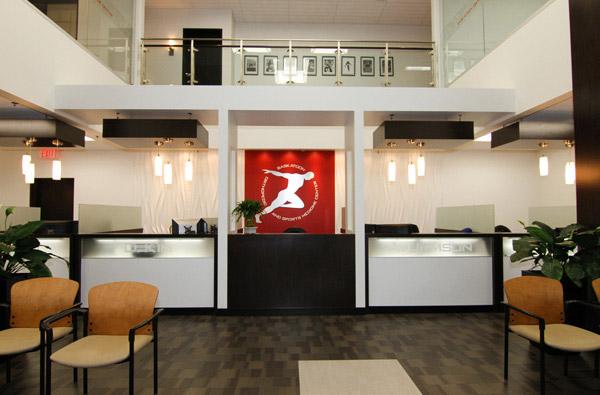 Saskatoon Orthopedic And Sports Medicine Centre And Zone