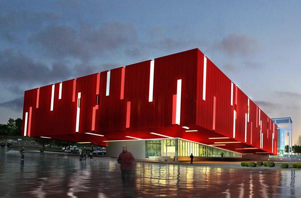 Canadas Sports Hall of Fame  Prairie Design Awards