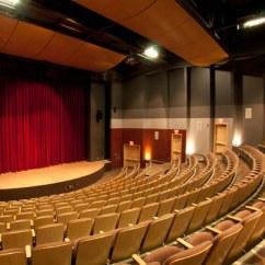 Industrial Kitchen Island Oversized Sinks Dekker Centre For The Performing Arts | Prairie Design Awards