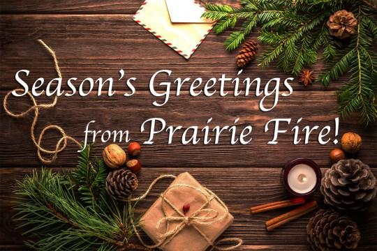 Seasons Greetings from PF