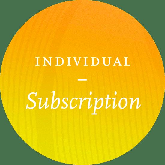 Prairie Fire Subscription - Individual