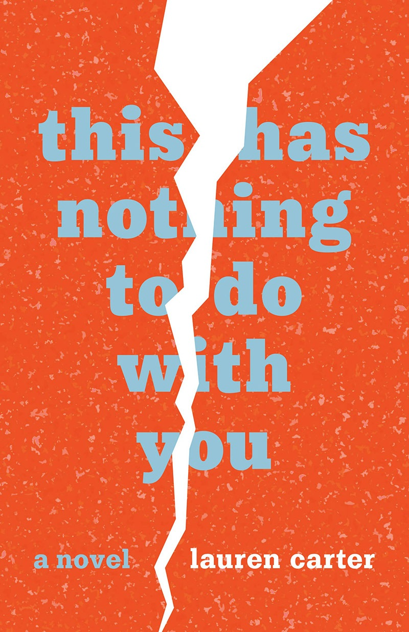 This Has Nothing To Do With You book cover