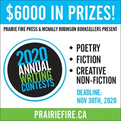 We're in the Home Stretch! Contest Deadline is Nov. 30th!