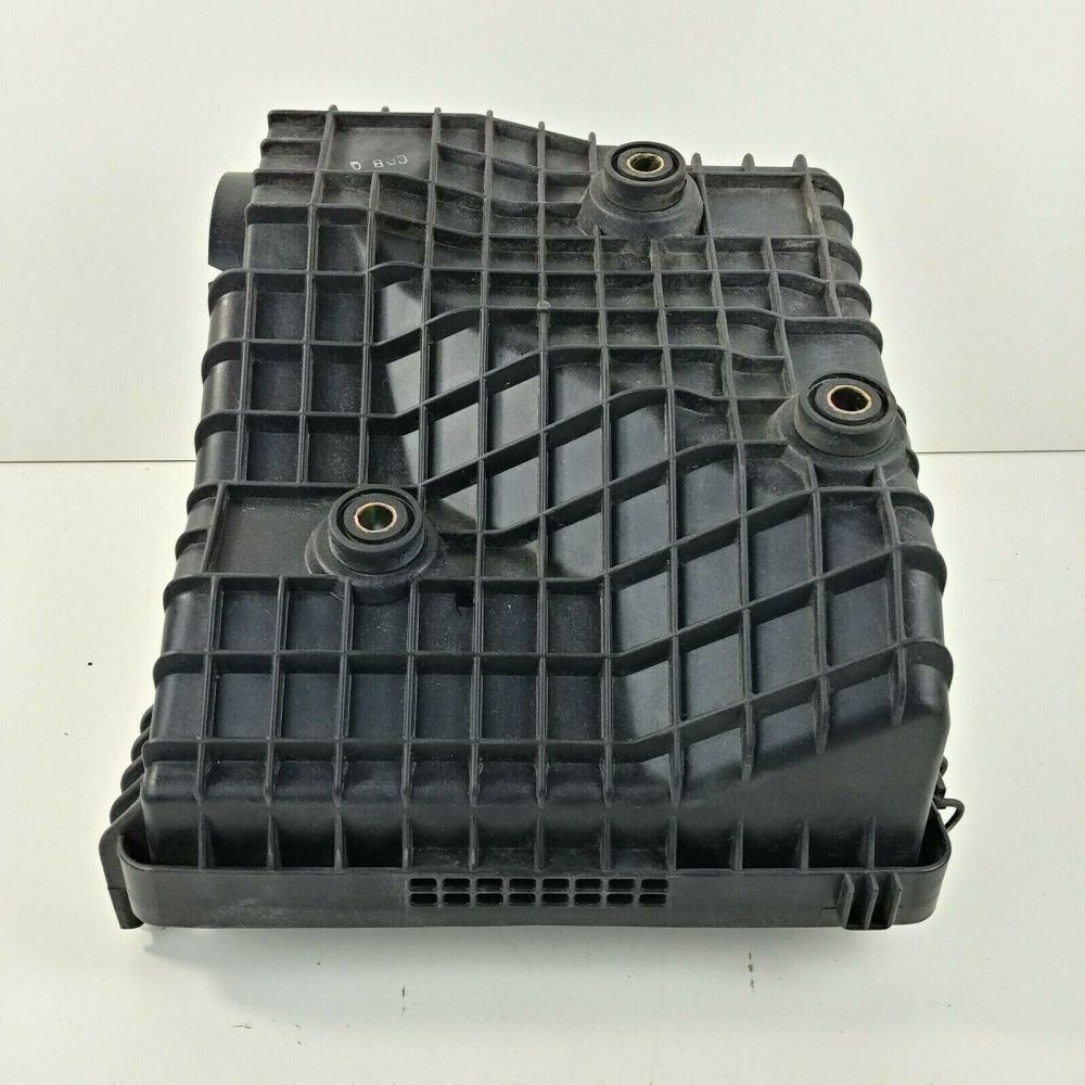 medium resolution of 00 montero sport oem air intake filter cleaner box airbox bottom only 13