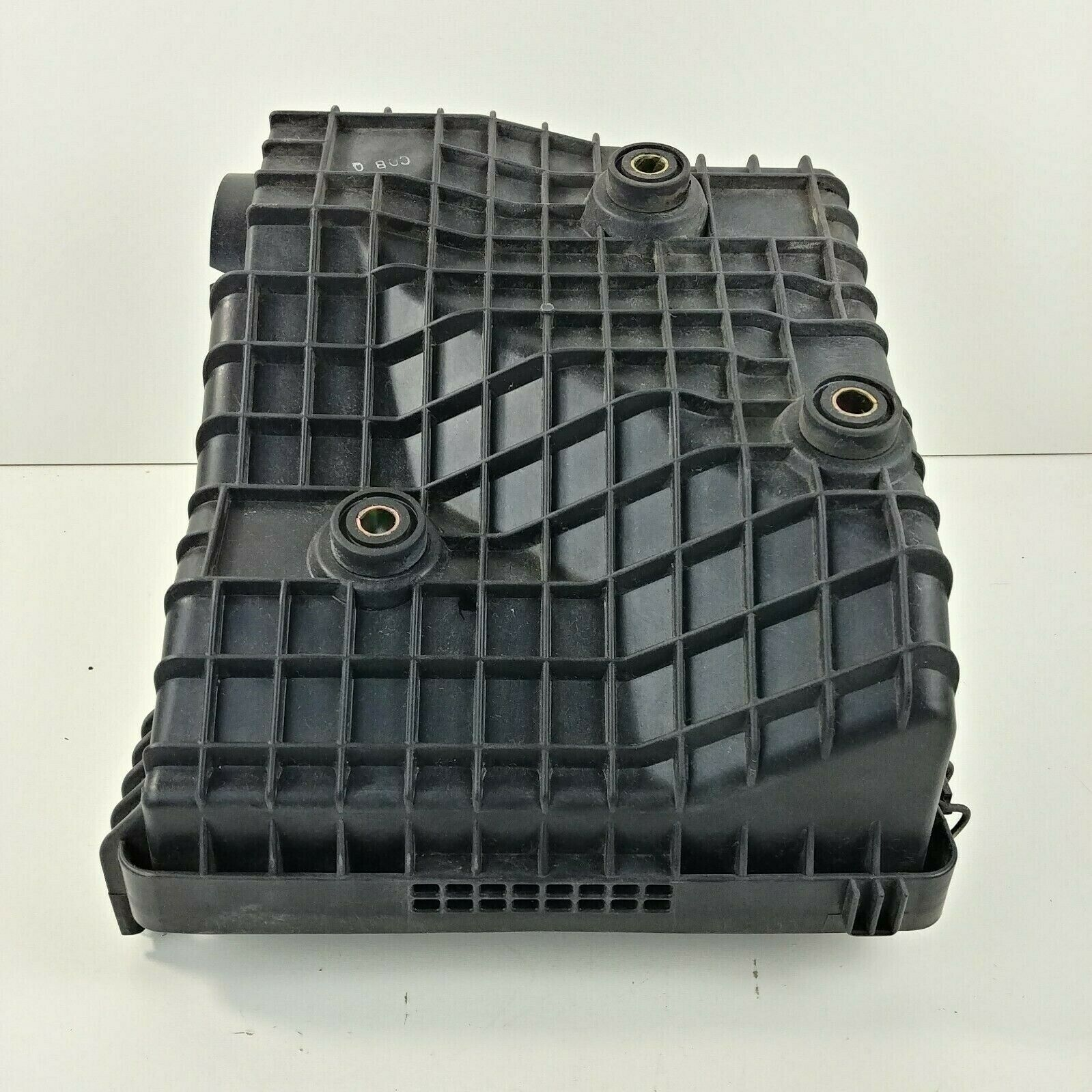 hight resolution of 00 montero sport oem air intake filter cleaner box airbox bottom only 13