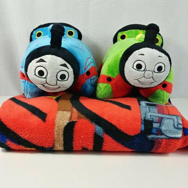 Thomas & Friends Tank Engine Child Throw Blanket 2 Mini