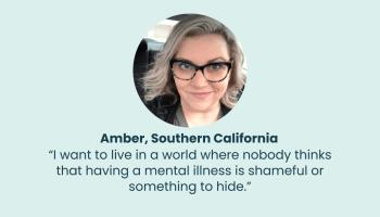 Member Stories: Amber's Healing Process