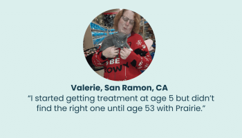Member Stories: Valerie's Lifelong Search For Care