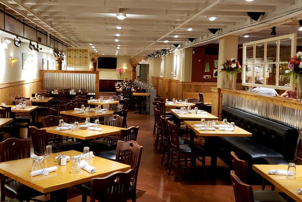Private Parties Prairie Moon Restaurant