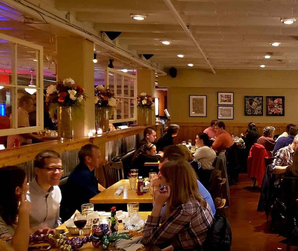 Prairie Moon Restaurant And Bar Located In Evanston Chicago