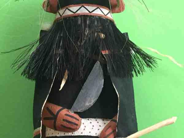 , Lenno Polingyumptewa (Hopi) – Soyoko (female Ogre)