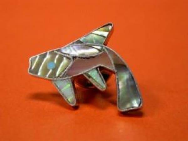 , Henry Owelicio (Zuni) – Pin (Fisch)