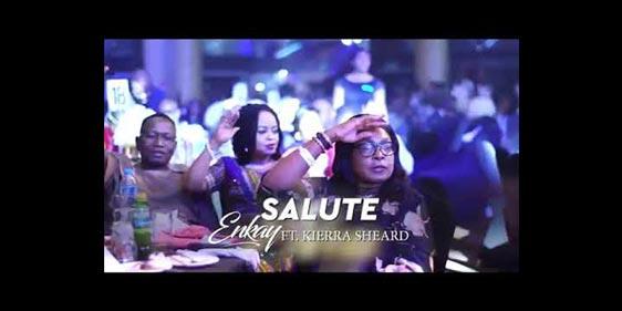 Enkay Ogboruche - Salute ft. Kierra Sheard Live