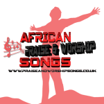 Praise and Worship Songs Logo