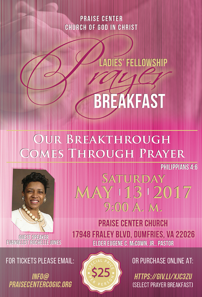 Events  Praise Center Church Of God In ChristPraise Center Church Of God In Christ