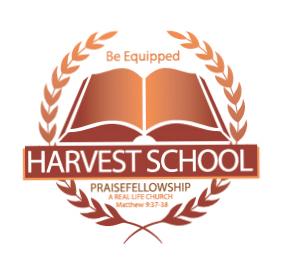 Harvest School - Praise Fellowship's Bible college | praisefellowship.net