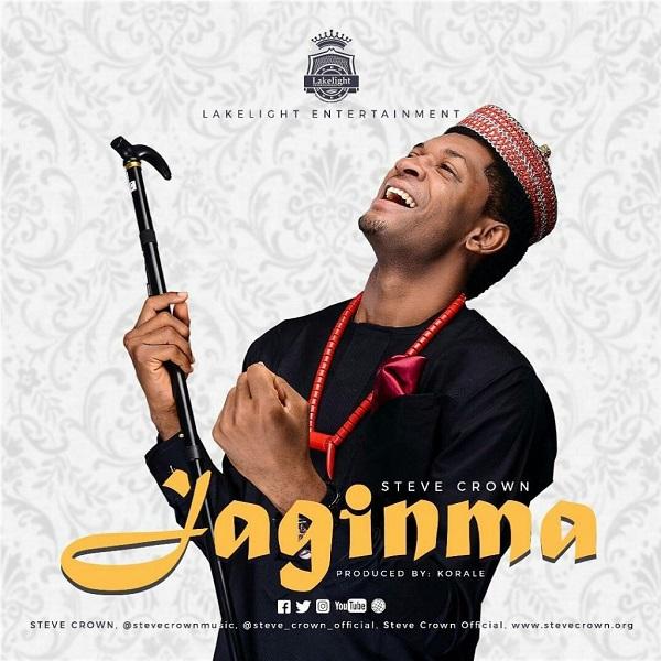 Steve Crown Jaginma