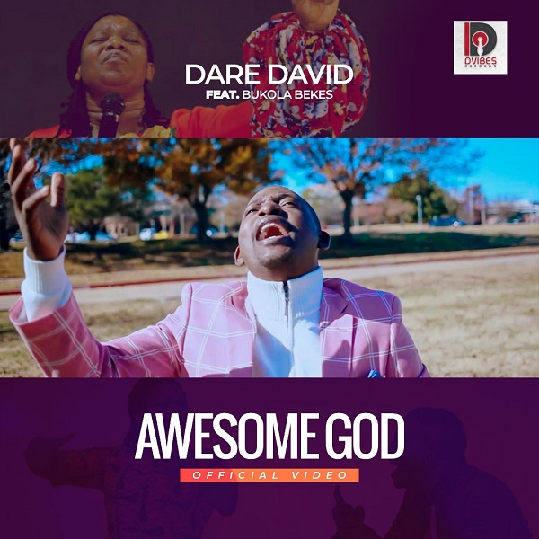 Dare David Awesome God video