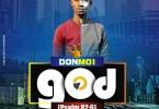 Donmoi god