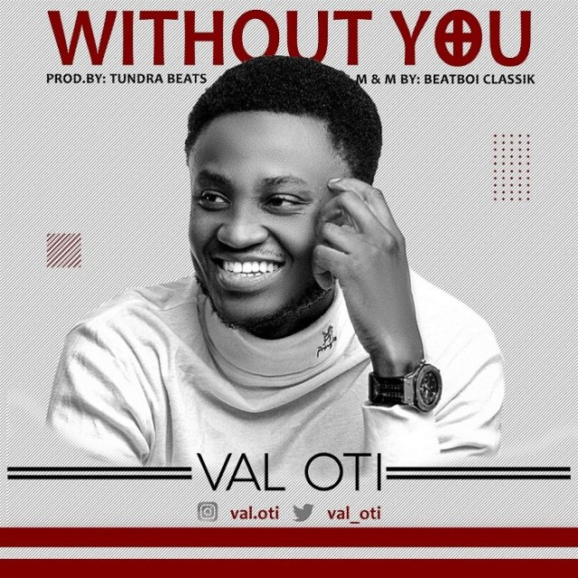 Val Oti Without You