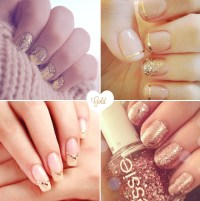 Chic Bridal Nail art styles Trending this wedding season!