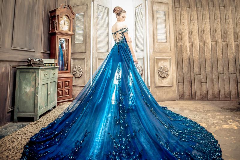與歐美同步的時尚絕美禮服! 第九大道英式手工婚紗專訪 - Praise Wed 國際時尚婚禮創意雜誌