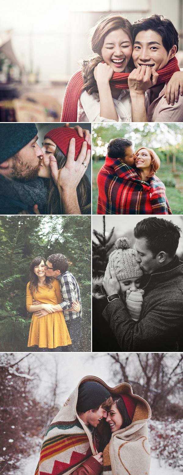 Fotografías de navidad en pareja: Las mejores ideas para recrear