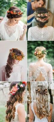 beautiful trending wedding hairstyles