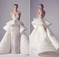 20 Statement-Making Modern Minimalist Architectural Gowns ...