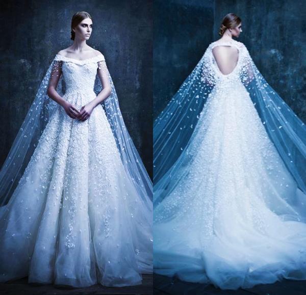 Superhero Fairy Tale 20 Statement Making Wedding Gowns