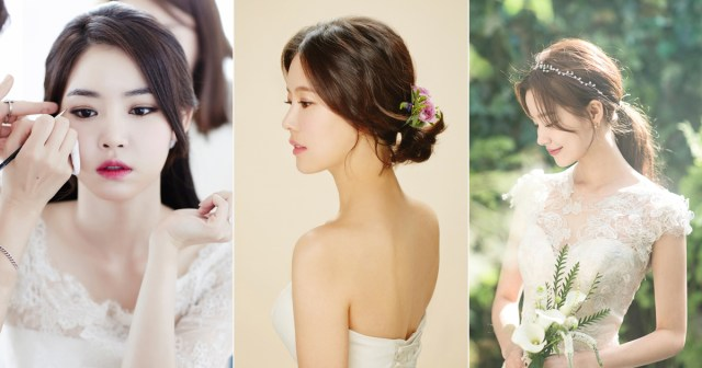 6 Korean  Bridal  Hair Makeup Style  Trends You Must Know
