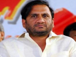 YCP MLA Prasanna Kumar Reddy