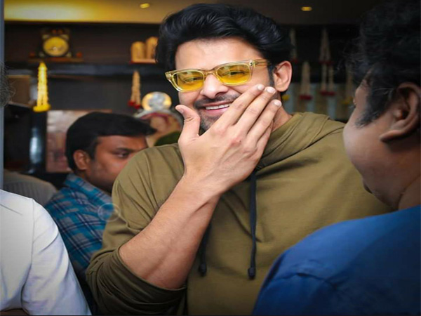 prabhas 20 launching photos