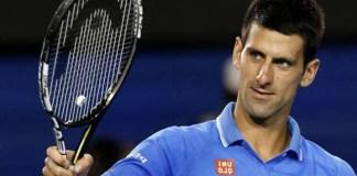 novak Djokovic corona effect